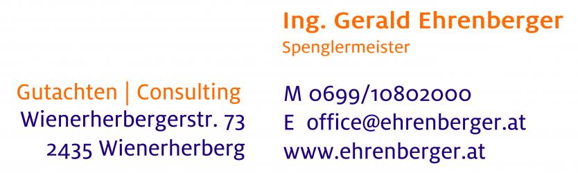 Ehrenberger